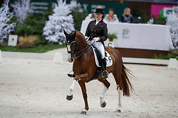 Zweistra Thamar, NED, Hexagon's Double Dutch<br /> Grand Prix presented by Jiva Hill Stables<br /> CHI de Genève 2017<br /> © Hippo Foto - Dirk Caremans<br /> 08/12/2017