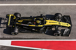 March 1, 2019 - Barcelona, Catalonia, Spain - Nico Hulkenberg from Germany with 27 Renault F1 Team RS19 in action during the Formula 1 2019 Pre-Season Tests at Circuit de Barcelona - Catalunya in Montmelo, Spain on March 1. (Credit Image: © Xavier Bonilla/NurPhoto via ZUMA Press)