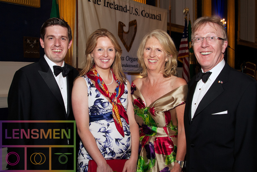 The Ireland-U.S. Council Midsummer Gala Dinner.<br />