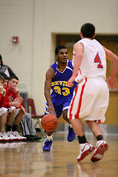 Lincoln County hosted Henry Clay in pool play of the Defenders of the Station Tournament, Monday, Dec. 22, 2008 at Bryan Station High. Henry Clay won 65-47.  (photo by Jonathan Palmer)