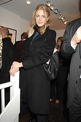 DONNA AIR at an exhibition of photographs by Madeleine Farley entitled 'Cameos' held at the Westbrook Gallery, 8 Windmill Street, London W1 on 14th February 2008. <br />