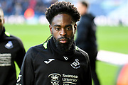 Swansea City midfielder Nathan Dyer (12) during the EFL Sky Bet Championship match between West Bromwich Albion and Swansea City at The Hawthorns, West Bromwich, England on 8 December 2019.