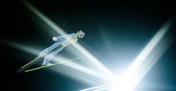 24.02.2015, Lugnet Ski Stadium, Falun, SWE, FIS Weltmeisterschaften Ski Nordisch, Skisprung, Herren, Training, im Bild Gregor Schlierenzauer (AUT) // Gregor Schlierenzauer of Austria during the Mens Skijumping Training of the FIS Nordic Ski World Championships 2015 at the Lugnet Ski Stadium, Falun, Sweden on 2015/02/24. EXPA Pictures © 2015, PhotoCredit: EXPA/ JFK
