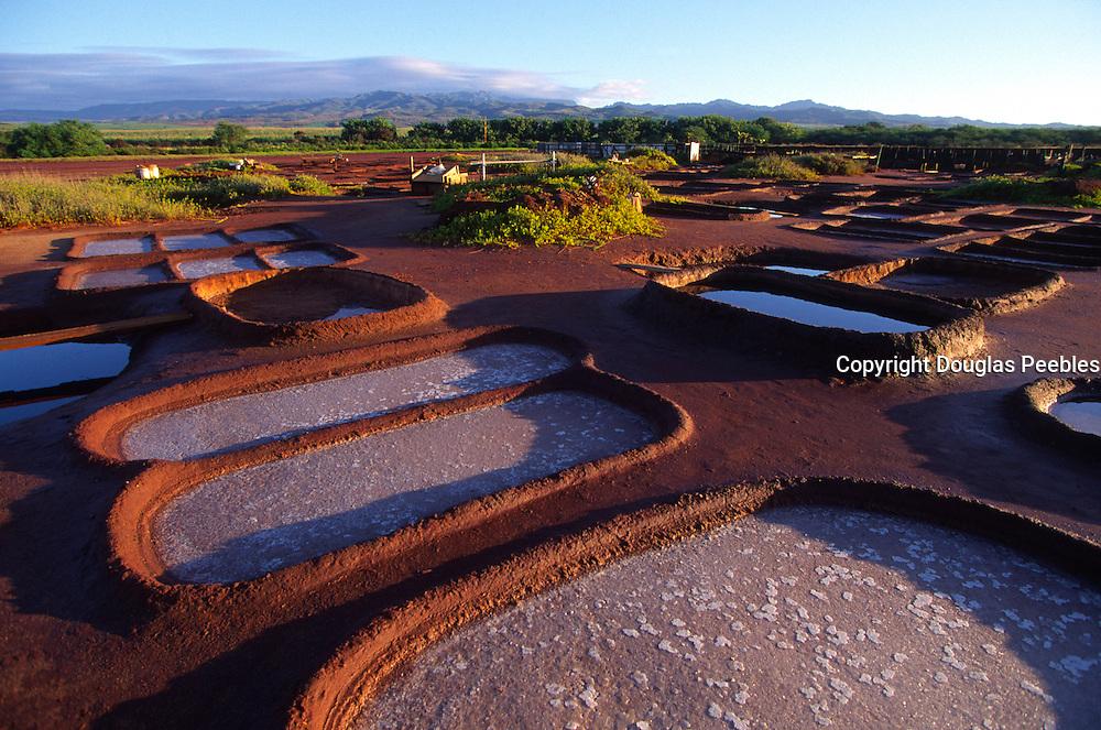 Hanapepe Salt Pond, Kauai, Hawaii<br />