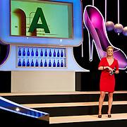 NLD/Baarn/20100328 - Opname programma Lekker Slim met Bridget Maasland