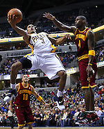 NBA - Indiana Pacers vs Cleveland Cavaliers - Indianapolis, IN