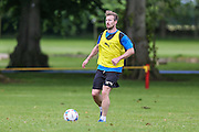 Forest Green Rovers trialist, Wade Elliott during the Forest Green Rovers Training at the Cirencester Agricultural College, Cirencester, United Kingdom on 12 July 2016. Photo by Shane Healey.