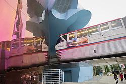 United States, Washington, Seattle, Seattle Center, EMP Museum,