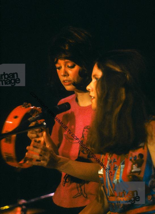 B52s at CBGB's 1976