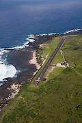 Kalaupapa Airport, Molokai, Hawaii