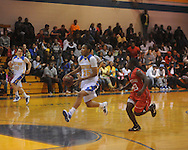 Oxford High vs. Potts Camp in high school basketball in Oxford, Miss. on Monday, November 8, 2010.