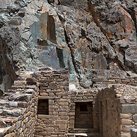 "According to ""Wikipedia"" - During the Inca Empire, Ollantaytambo was the royal estate of Emperor Pachacuti who conquered the region, built the town and a ceremonial center. At the time of the Spanish conquest of Peru it served as a stronghold for Manco Inca Yupanqui, leader of the Inca resistance."