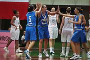 DESCRIZIONE : Cavalese Torneo di Cavalese Italia Germania<br /> GIOCATORE : Kathrin Ress Mariachiara Franchini Chiara Consolini<br /> SQUADRA : Nazionale Italia Donne <br /> EVENTO : Raduno Collegiale Nazionale Italiana Femminile <br /> GARA : Italia Germania<br /> DATA : 16/07/2010 <br /> CATEGORIA : esultanza<br /> SPORT : Pallacanestro <br /> AUTORE : Agenzia Ciamillo-Castoria/ElioCastoria<br /> Galleria : Fip Nazionali 2010 <br /> Fotonotizia : Cavalese Torneo di Cavalese Italia Germania<br /> Predefinita :