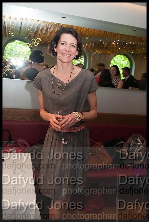 THOMASINA MIERS, Veuve Clicquot World's Best Female chef champagne tea party. Halkin Hotel. Halkin St. London SW1. 28 April 2014.