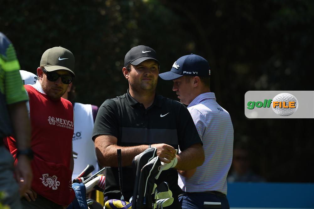 Patrick Reed (USA) during Rd4 of the World Golf Championships, Mexico, Club De Golf Chapultepec, Mexico City, Mexico. 2/23/2020.<br /> Picture: Golffile | Ken Murray<br /> <br /> <br /> All photo usage must carry mandatory copyright credit (© Golffile | Ken Murray)