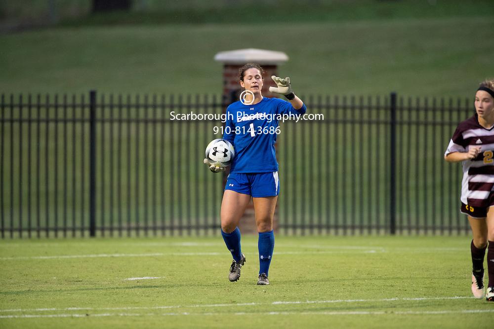 2016 Campbell University Women Soccer vs Winthrop