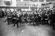 Young Scientists Exhibition.1969..01/01/1969.1st January 1969..The Aer Lingus Young Scientist Exhibition 1969 at the RDS..Crowd the exhibtion. .