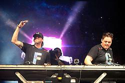 ATL DJ no palco central do Planeta Atlântida 2014/RS, que acontece nos dias 07 e 08 de fevereiro de 2014, na SABA, em Atlântida. FOTO: Vinícius Costa/ Agência Preview