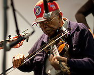 Joe Thompson Old Time String Musician