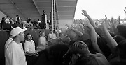 Rock gig crowds, Big Day Out Festival, Australia, 2000's
