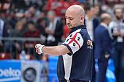 DESCRIZIONE : Beko Final Eight Coppa Italia 2016 Serie A Final8 Quarti di Finale Vanoli Cremona - Dinamo Banco di Sardegna Sassari<br /> GIOCATORE : Matteo Boccolini<br /> CATEGORIA : Ritratto Before Pregame<br /> SQUADRA : Dinamo Banco di Sardegna Sassari<br /> EVENTO : Beko Final Eight Coppa Italia 2016<br /> GARA : Quarti di Finale Vanoli Cremona - Dinamo Banco di Sardegna Sassari<br /> DATA : 19/02/2016<br /> SPORT : Pallacanestro <br /> AUTORE : Agenzia Ciamillo-Castoria/L.Canu