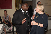 ISAAC JULIEN; EILEEN COOPER, Opening of Abstract Expressionism, Royal Academy, Piccadilly, London, 20 September 2016