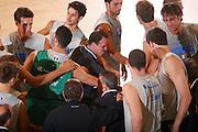DESCRIZIONE : Bormio Raduno Collegiale Nazionale Maschile Preparazione Fisica <br /> GIOCATORE : Carlo Recalcati Team Italia <br /> SQUADRA : Nazionale Italia Uomini <br /> EVENTO : Raduno Collegiale Nazionale Maschile <br /> GARA : <br /> DATA : 19/07/2008 <br /> CATEGORIA : Riscaldamento <br /> SPORT : Pallacanestro <br /> AUTORE : Agenzia Ciamillo-Castoria/S.Silvestri <br /> Galleria : Fip Nazionali 2008 <br /> Fotonotizia : Bormio Raduno Collegiale Nazionale Maschile Preparazione Fisica <br /> Predefinita :