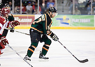 April 1, 2009: The Mississippi Riverkings of the CHL play against the Oklahoma City (OKC) Blazers at the Ford Center in Oklahoma City, OK in game 3 of the first round of the 2009 playoffs.