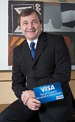 Revista Conselhos: Ruben Osta, presidente da Visa. Foto © Adri Felden/Argosfoto