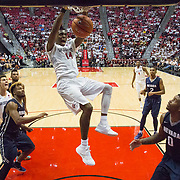 12 February 2017:  The Nevada Wolfpack travel to San Diego to take on the Aztecs at Viejas Arena Sunday afternoon. The Wolfpack fell to the Aztecs 70-56.