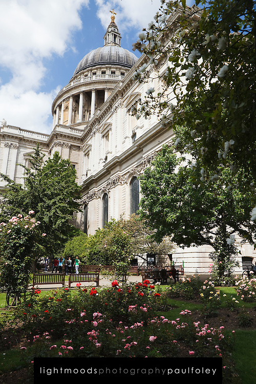 St Pauls Cathedral. London, England