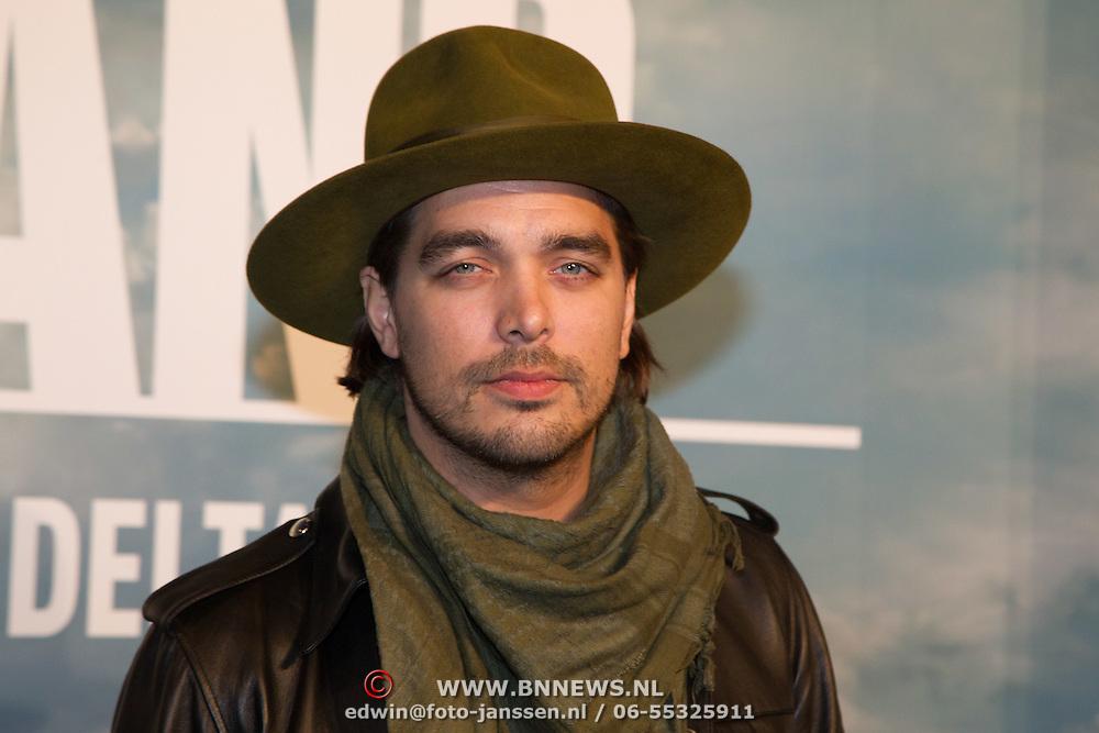 NLD/Utrecht/20150921 - Film premiere 'Holland – Natuur in de Delta', Waylon