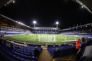 A general view of Portman Road during the EFL Sky Bet Championship match between Ipswich Town and Brighton and Hove Albion at Portman Road, Ipswich, England on 27 September 2016.