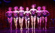 Guys and Dolls<br /> by Damon Runyon / Frank Loesser<br /> at The Savoy Theatre, London, Great Britain <br /> press photocall<br /> 4th January 2016 <br /> <br /> Sophie Thompson and <br /> ensemble<br /> <br /> <br /> Photograph by Elliott Franks <br /> Image licensed to Elliott Franks Photography Services
