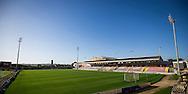 MALTA, La Valletta, voetbal, seizoen 2015-2016, 5-1-2016, winterstop, training PSV,  Hibernians Stadium, overzicht stadion.