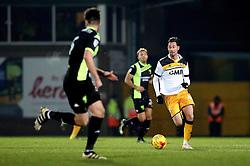 Chris Eagles of Port Vale runs with the ball - Mandatory by-line: Robbie Stephenson/JMP - 20/01/2017 - FOOTBALL - Vale Park - Stoke-on-Trent, England - Port Vale v Bury - Sky Bet League One