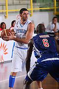 DESCRIZIONE : Cagliari Torneo Internazionale Sardegna a canestro Italia Inghilterra <br /> GIOCATORE : Matteo Soragna <br /> SQUADRA : Nazionale Italia Uomini <br /> EVENTO : Raduno Collegiale Nazionale Maschile <br /> GARA : Italia Inghilterra Italy Great Britain <br /> DATA : 15/08/2008 <br /> CATEGORIA : Passaggio <br /> SPORT : Pallacanestro <br /> AUTORE : Agenzia Ciamillo-Castoria/S.Silvestri <br /> Galleria : Fip Nazionali 2008 <br /> Fotonotizia : Cagliari Torneo Internazionale Sardegna a canestro Italia Inghilterra <br /> Predefinita :