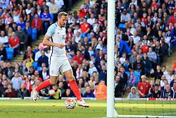 England's Harry Kane scores but the goal is disallowed - Mandatory byline: Matt McNulty/JMP - 07966386802 - 22/05/2016 - FOOTBALL - Etihad Stadium -Manchester,England - England v Turkey - International Friendly