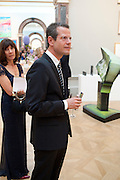 KENNY SCHACTER, Triennial Summer Ball, Royal Academy. Piccadilly. London. 20 June 2011. <br /> <br />  , -DO NOT ARCHIVE-© Copyright Photograph by Dafydd Jones. 248 Clapham Rd. London SW9 0PZ. Tel 0207 820 0771. www.dafjones.com.