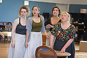 """Rehearsal for """"Pride and Prejudice"""" at the Guthrie Theater, Wednesday, June 19, 2013."""