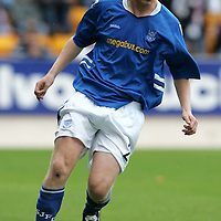 St Johnstone Season 2005-06<br />Steven Anderson<br /><br />Picture by Graeme Hart.<br />Copyright Perthshire Picture Agency<br />Tel: 01738 623350  Mobile: 07990 594431