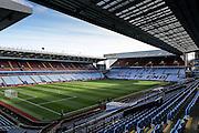 Villa Park Stadium during the Barclays Premier League match between Aston Villa and Liverpool at Villa Park, Birmingham, England on 14 February 2016. Photo by Simon Davies.