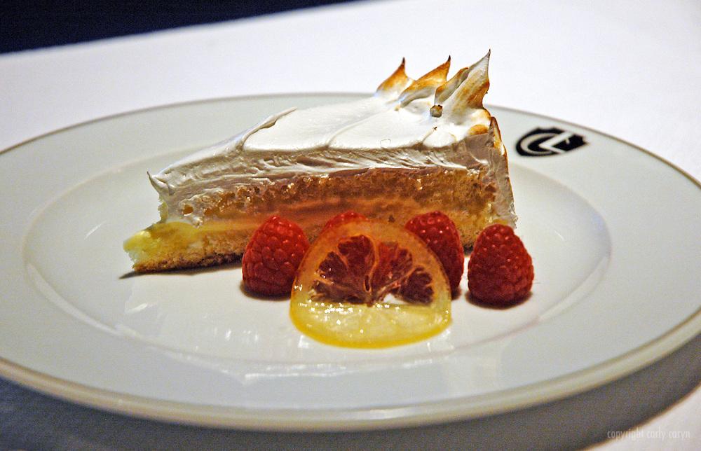 Lions Club lemon tart