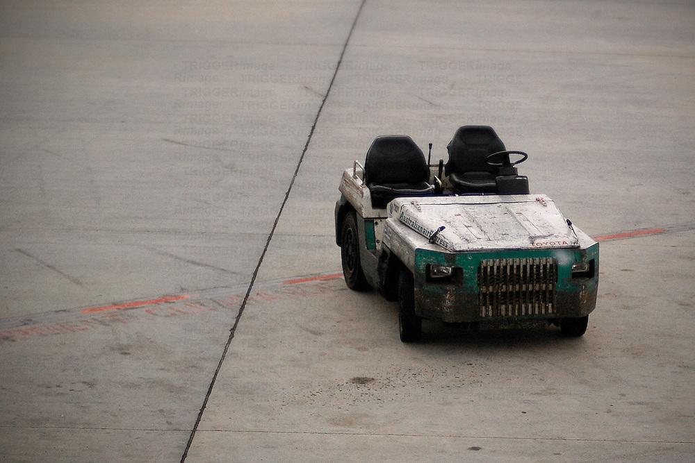 A toy car
