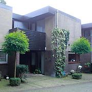 NLD/Hilversum/20110911 - Nieuwe woning van Wesley Sneijder en Yolanthe Cabau van Kasbergen in Hilversum