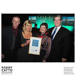 Steel & Tube at the Wellington Region Gold Awards 07 at TSB Arena, Wellington, New Zealand.