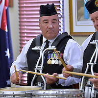 Rockingham City Pipe Band