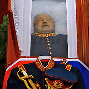 Editorial Only<br /> <br /> Title: PINOCHET<br /> <br /> General Funeral, funeral, death, coffin<br /> <br /> Author: Francisco Arias <br /> <br /> <br /> <br /> Copyrights: Francisco Arias <br /> <br /> Copyrights notice:  Francisco Arias <br /> <br /> Date Create:11-12-2006<br /> <br /> City: Santiago<br /> <br /> Country: Chile<br /> <br /> Credit :FRANCISCO ARIAS<br />   <br /> <br /> Editorial Only<br /> &copy;PHOTO :FRANCISCO ARIAS
