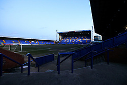 A general view of Prenton Park, home of Tranmere Rovers  - Mandatory by-line: Robbie Stephenson/JMP - 11/02/2020 - FOOTBALL - Prenton Park - Birkenhead, England - Tranmere Rovers v Bristol Rovers - Sky Bet League One