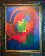 Paul Klee (1879 - 1940), Dynamics of a Head, 1934, Oil on canvas, 65.5 × 50.5 cm at the Goulandris Museum of Contemporary Art is a modern art museum in Eratosthenous Street, Pangrati, Athens, Greece, opened in October 2019.